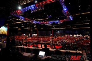The venue will trade in the ring for a cage on April 4th. The Route 66 Casino will be home to the Flyweight tilt between potential UFC standouts Nick Urso and Ray Borg.