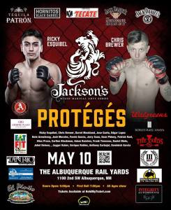 Jackson's MMA Protégés May 10th