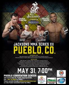 Jackson's MMA Series XII - Pueblo, Colorado