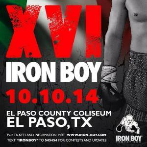 Iron Boy in El Paso