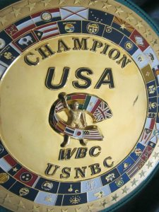 WBC USNBC Title