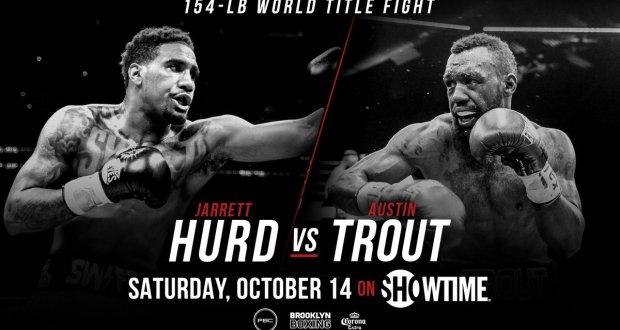 Jarrett Hurd vs. Austin Trout