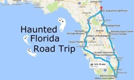 Haunted Florida Road Trip