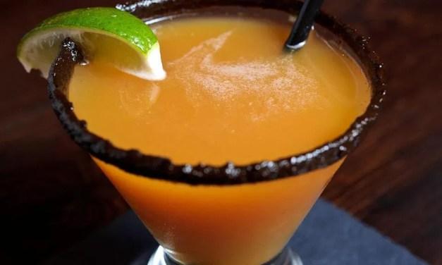 Blood Orange habanero Margarita  | Cocktails