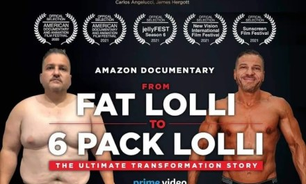 Award-winning Film Premiering in Florida Starts Worldwide Fitness Movement