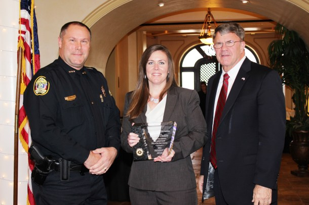 2014 SWFPCA President's Award- Asssitant State Attorney Shannon Doolity, 20th Judicial Circuit