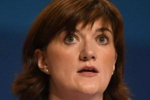Conservative Representative Nicky Morgan- UK Parliament