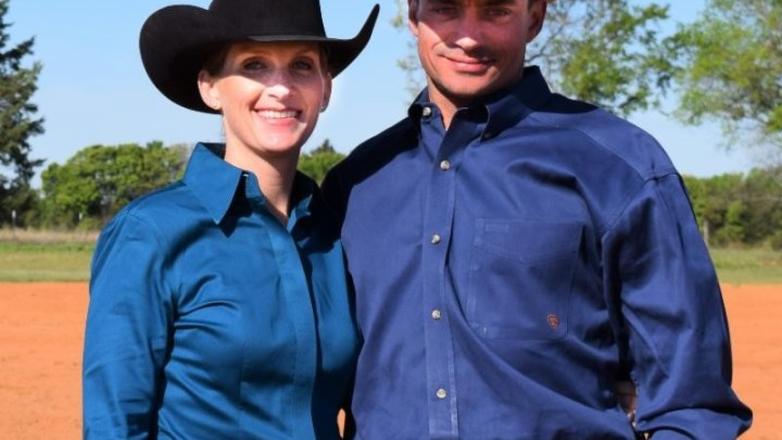 Sebastian and Melanie Petroll to Conduct Youth Clinic at the Tulsa Reining Classic