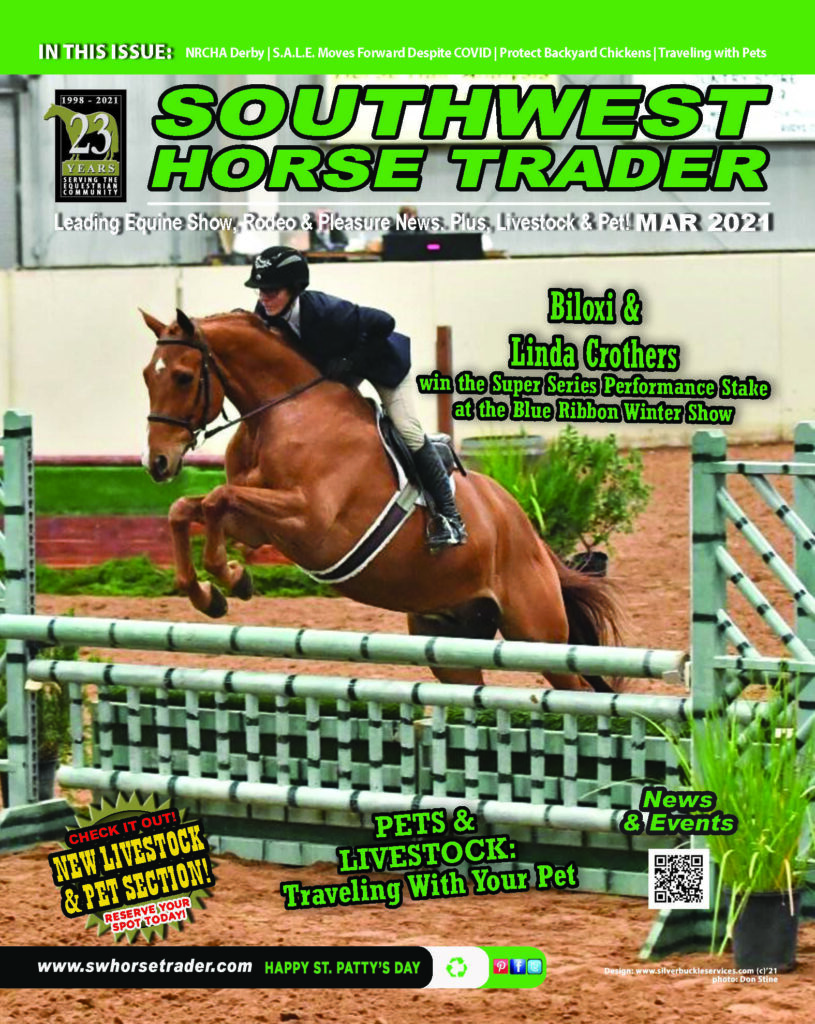 SouthWest Horse Trader March 2021 Issue