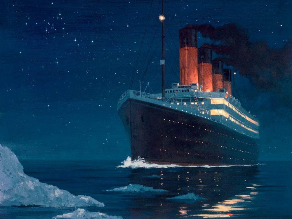Honoring the RMS Titanic