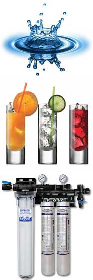 Everpure - Water is the single most important ingredient in food service