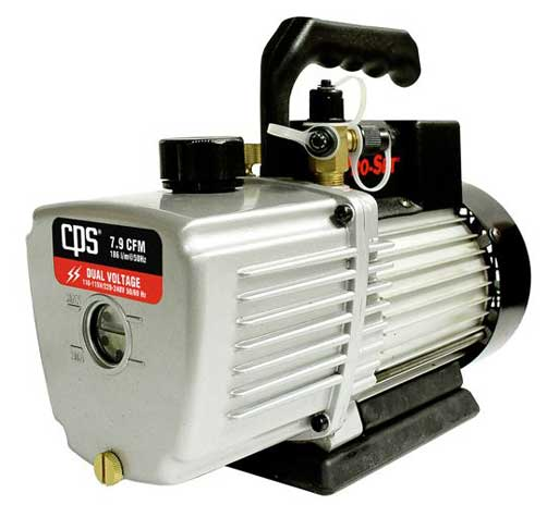 CPS VP8D Pro-Set Vacuum Pump