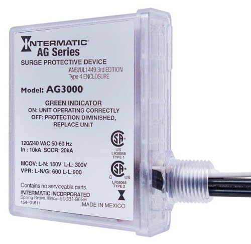 Intermatic AG Series Surge Protective Device