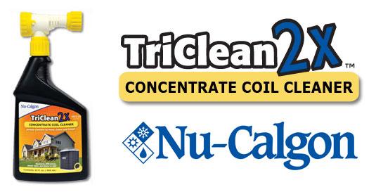 Nu-Calgon TriClean 2x