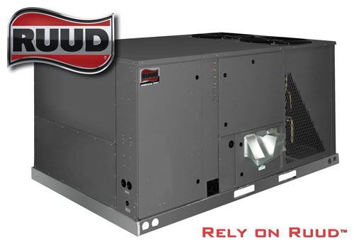 Ruud RKKL Gas Electric Package Units