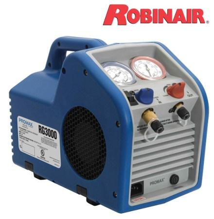 Robinair RG3000 Cube