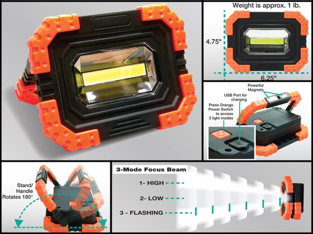 PJL-1 Portable Job Light by Sensible Products