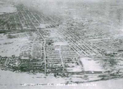 Flood of 1937 - Louisville, Kentucky