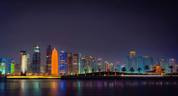 skyline-de-doha-qatar-doha-sam-creative-commons
