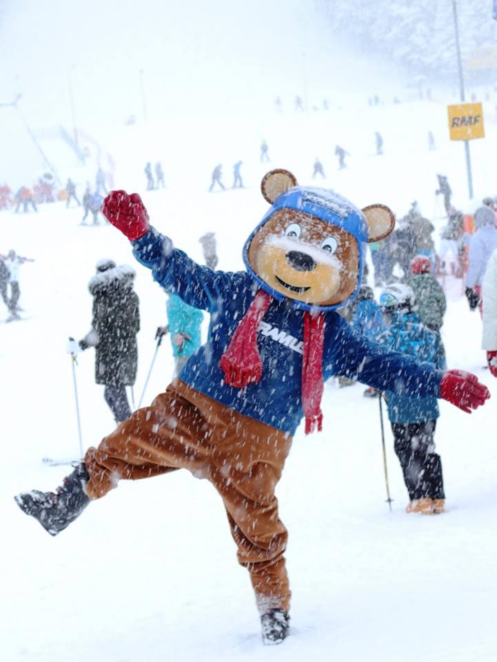Zakopane szkoła narciarska Nosal Strama kursy narciarskie Miś Stramuś