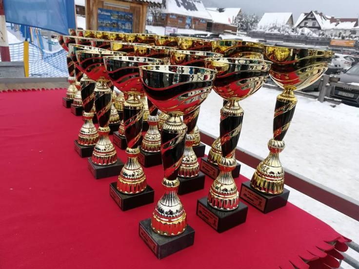 Zakopane szkoła narciarska Nosal Strama kursy narciarskie Miś Stramuś zawody