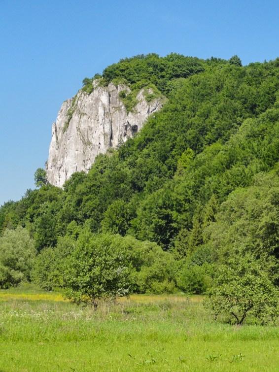 Dolina Będkowska: Sokolica.