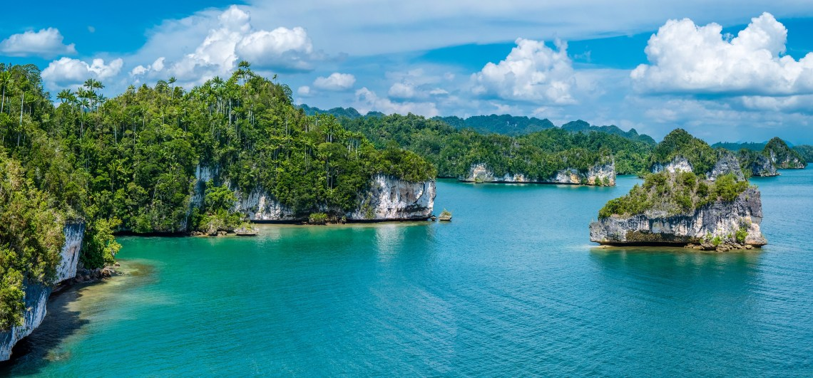 Raja Ampat Kayaking Project