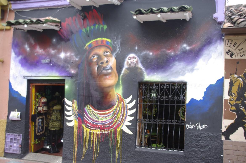 igp2014 - Bogota - stolica Kolumbii