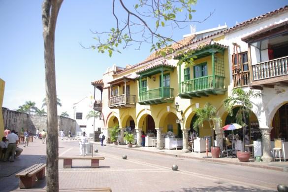 igp2484 - Kolumbia - Cartagena de Indias, Isla Mucura