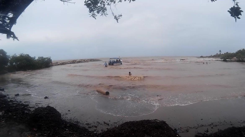 isla5 - Isla Mucura - raj w Kolumbii