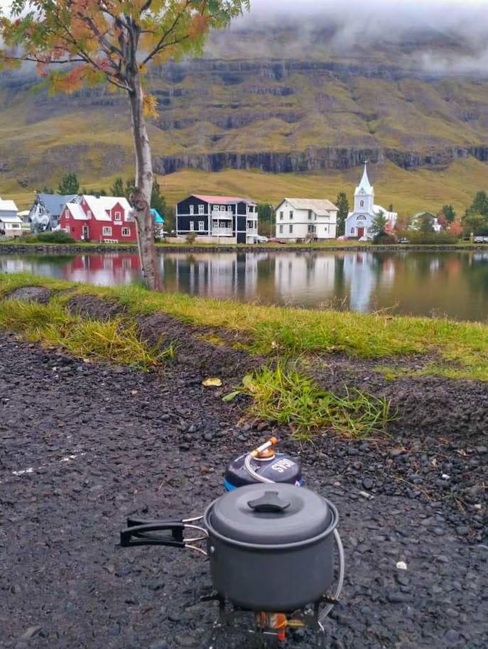Islandia poprawka krzywego - Islandia. Informacje praktyczne.