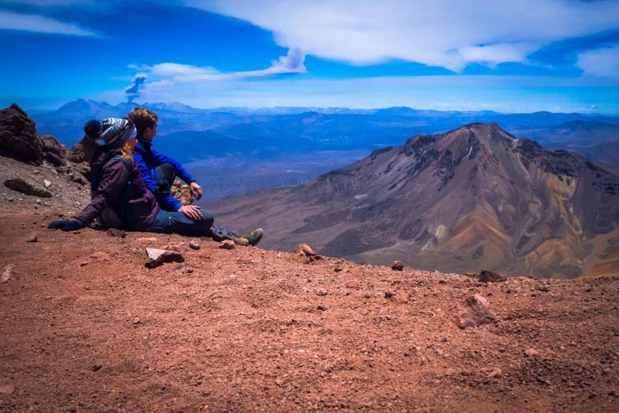 20181028  A280113 - Arequipa i wulkan Chachani, czyli nasza droga na 6.000 m n.p.m.