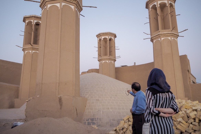 3270377 2 - Yazd - pustynne miasto Iranu