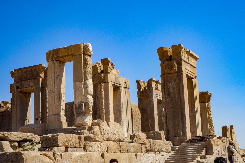 3290847 - Shiraz i Persepolis - klejnoty Iranu