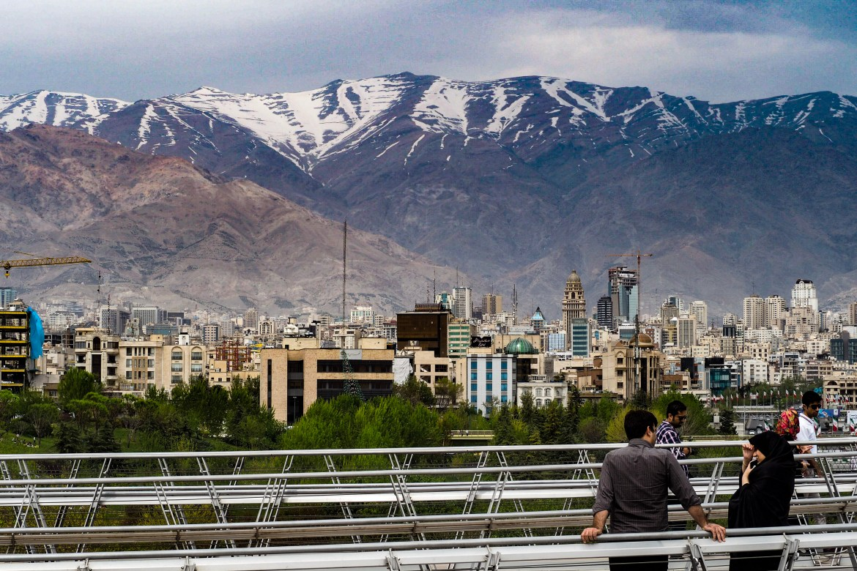 3301048 - Czy Iran da się lubić? Część I - Teheran, Qom i Kashan