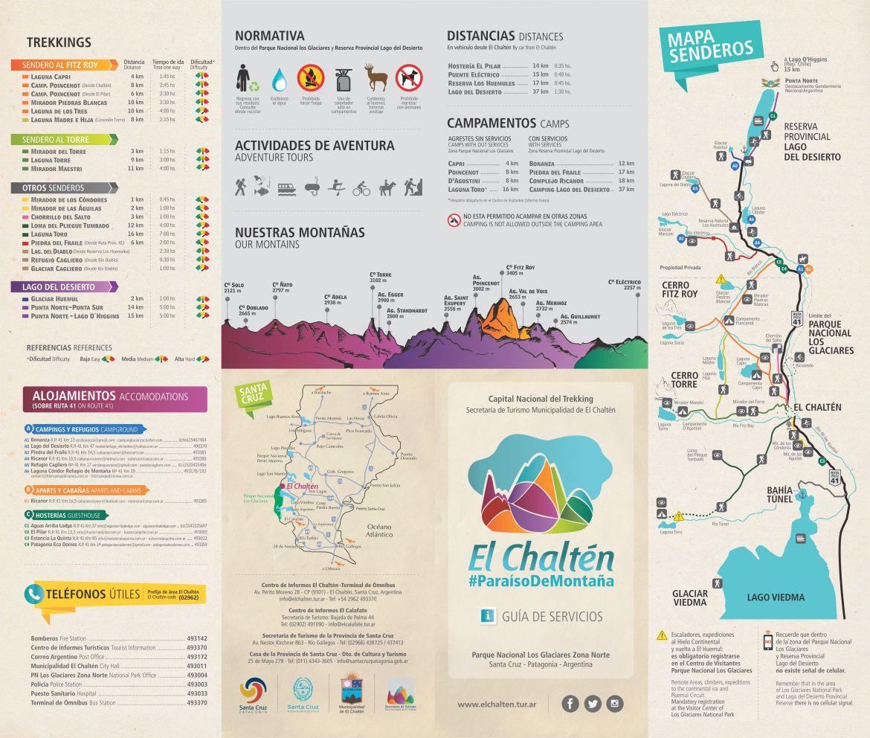 cht senderos 2017 - Vuelta al Huemul w Patagonii