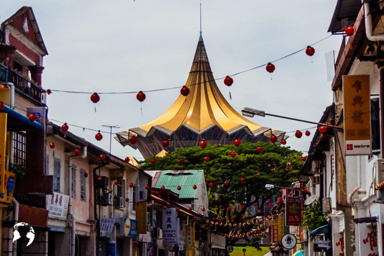 Kuching 21 - Kuching i okolice - co zwiedzić?