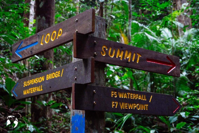 Santubong 1 - Kuching i okolice - co zwiedzić?