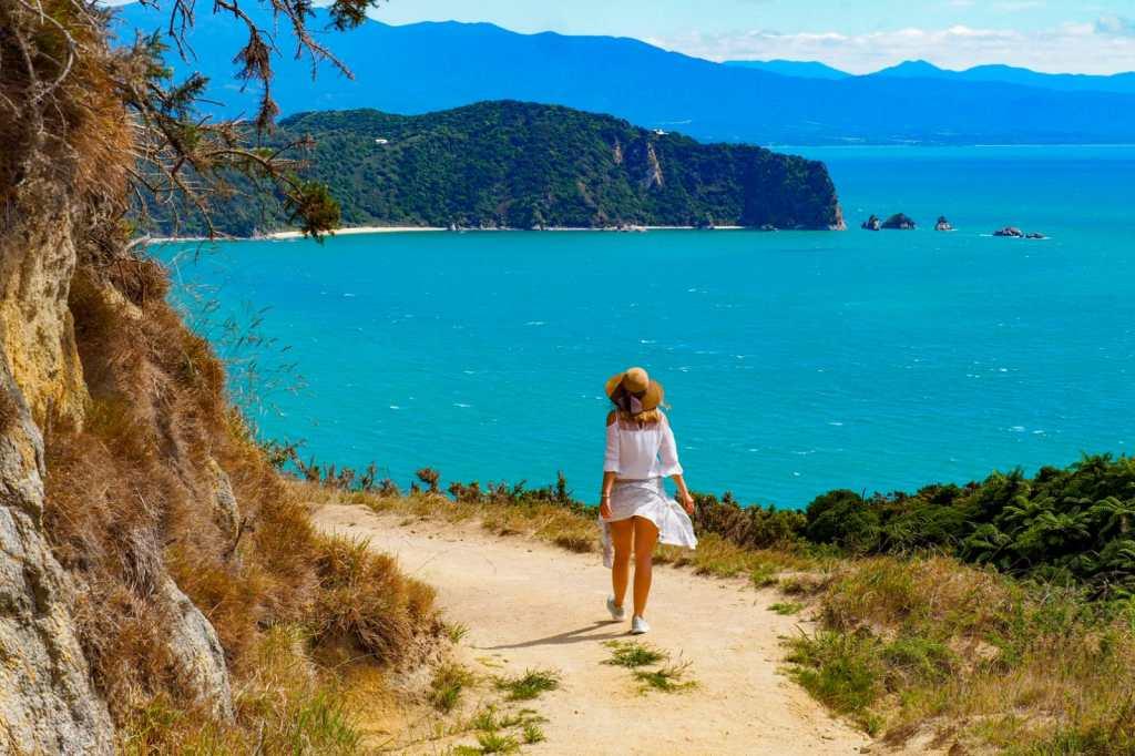 Abel Tasman Coast Track - 3 tygodnie w Nowej Zelandii - plan trasy