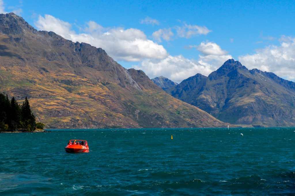 Queenstown - 3 tygodnie w Nowej Zelandii - plan trasy