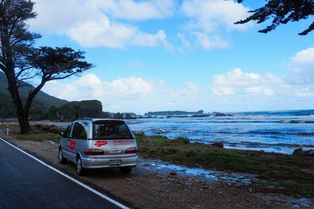 West Coast NZ 1024x682 - Nowa Zelandia - koszty podróży