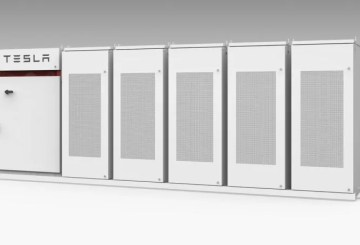 Tesla, Powerpack, Tesla Powerpack, battery, batteries, battery storage, energy storage