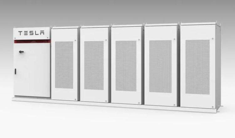 Tesla, Powerpack, Tesla Powerpack, battery, batteries, battery storage, energy storage