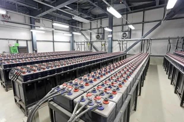W Gliwicach powstał nowy magazyn energii elektrycznej