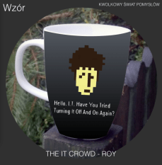The IT Crowd: Roy