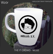 The IT Crowd: Moss