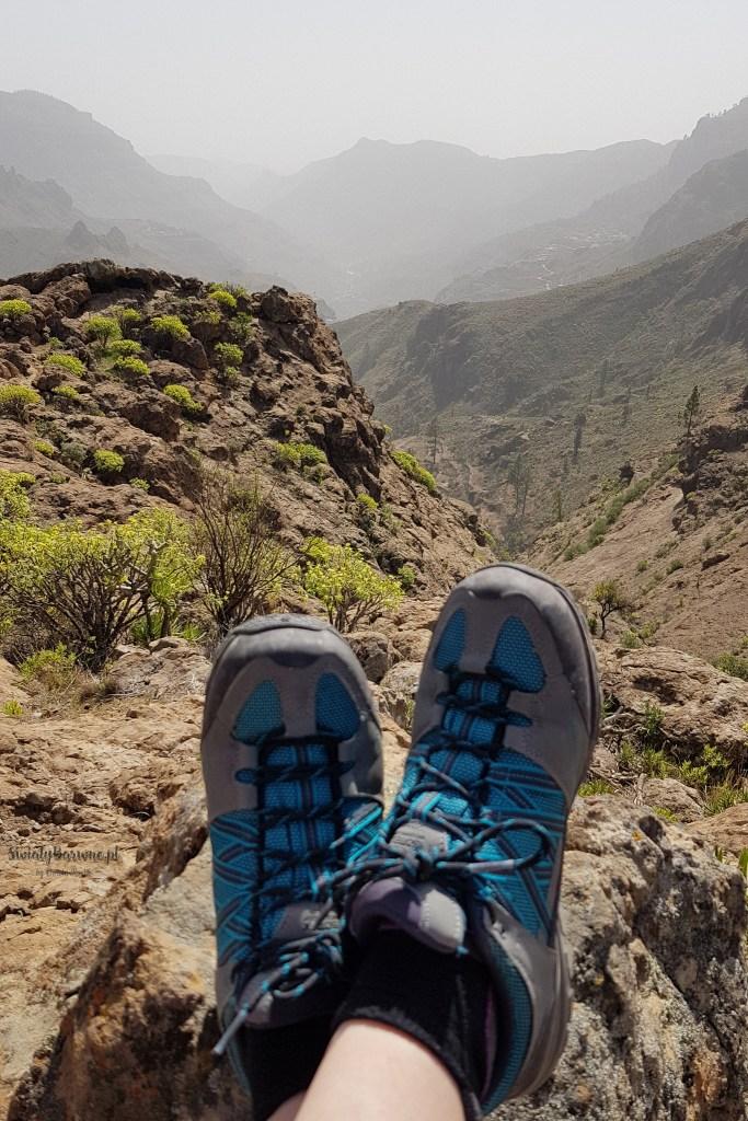 Gran Canaria - zdjęcie z trekkingu
