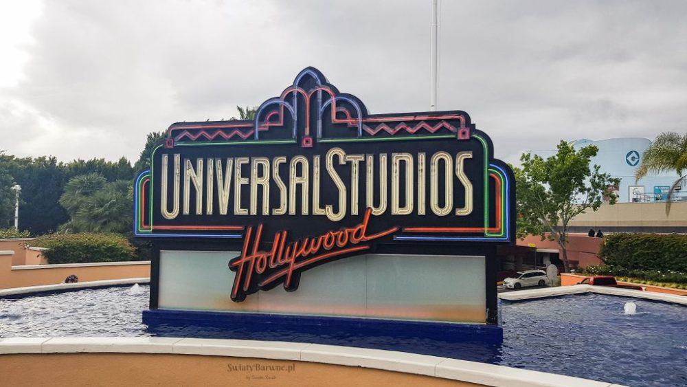 Historyczne logo Universal Studios Hollywood