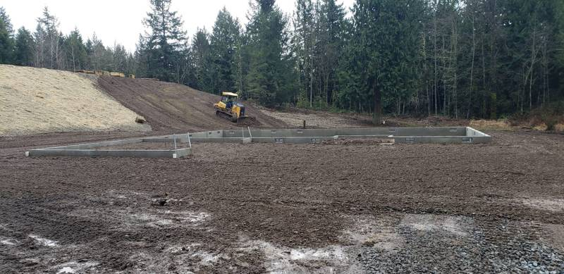 Swick and Son backfill excavation foundation costs