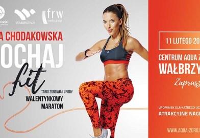 Walentynkowy Maraton Fitness z Ewą Chodakowską Targi Zdrowia i Urody